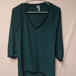 3/$25 Maurice's blouse size medium